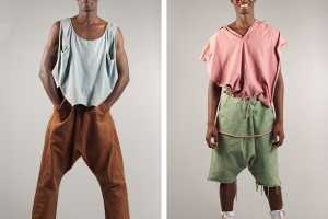 Telfar Spring 2010 Takes Hobo Chic to New Heights (or Depths?)