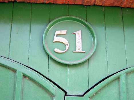Artistic House Numbers - Add a Personalized Touch to Your Home's Exterior