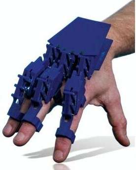 Super Strength Machine Hands - Hydraulic Hands Give Fingers Powerful Force