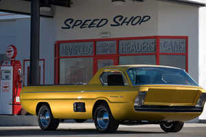1965 Dodge Deora Goes Up for Auction