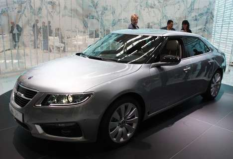Revamped Swedish Roadsters - The All New Saab 9-5 is Primed for 2010 Blast Off