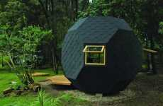 The Habitable Polyhedron is a Family Retreat Playhouse