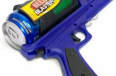 Alcoholic Squirt Guns - Beer Blaster Lets You Spray Your Friends or Just Your Mouth