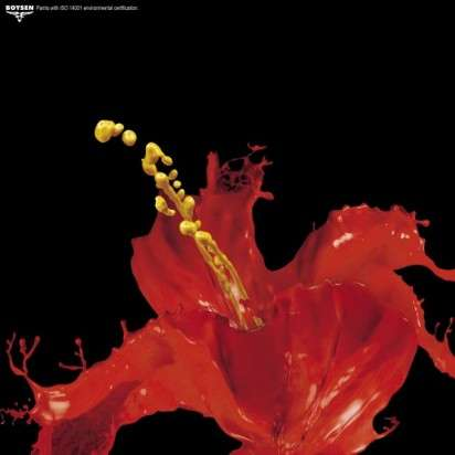 Liquid Flower Campaigns - Boysen Paints Blooms on the Advertising Scene