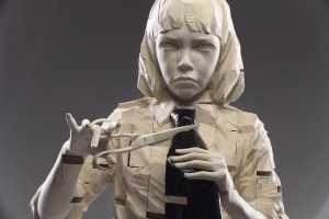 Gehard Demetz Portrays Kids in his Unique Creations