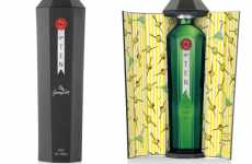Fashion Designed Liquor - Jeremy Scott Teams with Tanqueray No.Ten