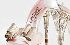 The Salvatore Ferragamo Pink Collection for Breast Cancer Research