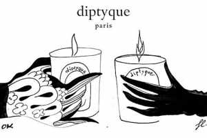The Kuntzel-Deygas Diptyque Candles Are an Exclusive Sell and Smell