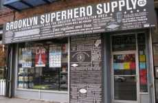 Stores for Caped Crusaders - Dave Eggers Opens the Brooklyn Superhero Supply Co.