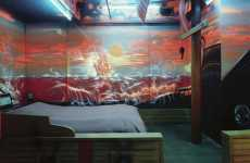 Love Hotels - Japanese Culture Features Themed Lovemaking Rental Rooms (UPDATE)