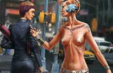 Future Cyborg Punks