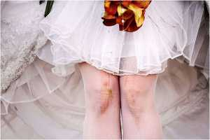 Brides Get Gritty for the