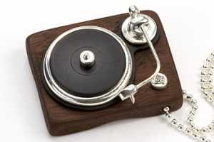 Darkcloud Silver DJ Jewelry is Sweet, Even if You Aren't a DJ