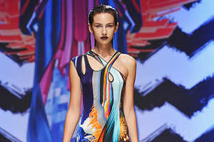Dali Would Approve of This Surreal Basso & Brooke Spring 2010 Collection
