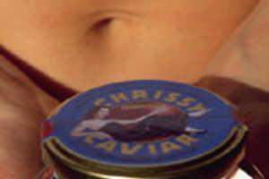 Conceptual Artist Presents Chrissy Caviar