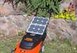Solar-Powered Lawnmowers