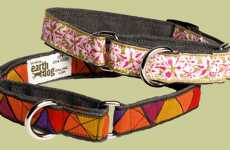 Hemp Dog Collars - Eco Friendly 'Earthdog' Neckwear for Stylin' Canines