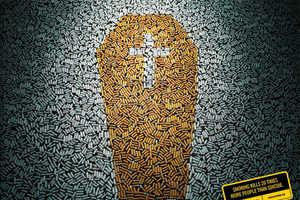 Sharad Haksar Intricately Shows the Dangers of Smoking