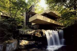 Frank Lloyd Wright's Fallingwater Home Opens Its Doors to Guests