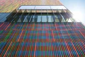 Modern Art is Somewhere Over the Rainbow at Brandhorst Museum