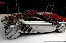 BMW Lovos Concept is Sharp in Both Image and Texture