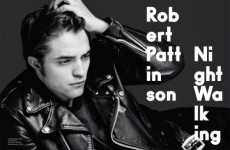 Robert Pattinson in AnOther Man by Hedi Slimane