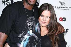 Khloe Kardashian and Lamar Odom Make People.com's Quickie Vow List