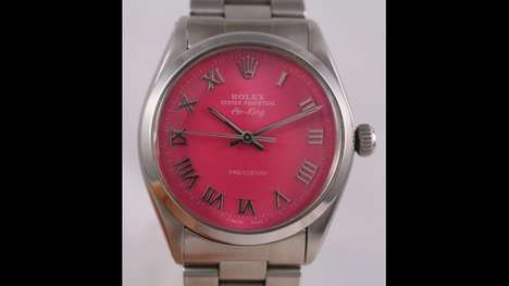 Luxe Pink Watches