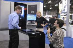 Intel Point-of-Sale Kiosk Skips Sales Personnel But Not Fitting Rooms