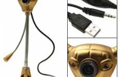 Sacrilegious Webcams - The Golden Ox Figure Webcam Makes Heresy Fun