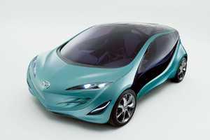 The Mazda Kiyora is Fast, Fun and Eco-Friendly