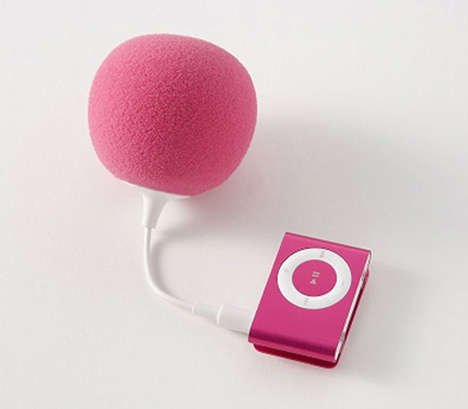 Playful iPod Speakers