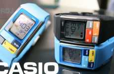Casio Introduces Poptone Cubic Puzzle Wristwatch