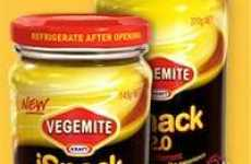 Kraft Abandons Vegemite iSnack 2.0 Name