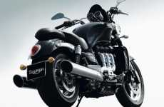 Already 2,294cc, 2010 Triumph Rocket 3 Gets 15% More Torque