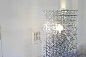 The Philippe Malouin Gridlock Collection was Inspired by Bare Architectur