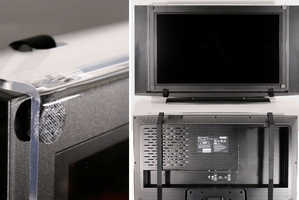 Thwart Harmful Living Room Projectiles With Protective TV Armor
