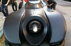 Millionaire DIY Batmobiles - Superhero-Obsessed Swedish Man Creates His Own Replica Supercar