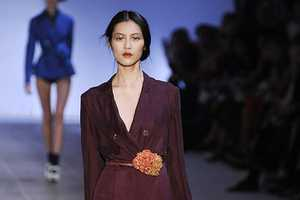 The Rochas Spring 2010 Collection Borrows from the Countryside