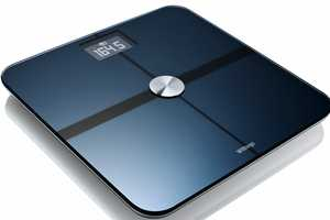 The WiFi Body Scale Automatically Posts Your Weight Online