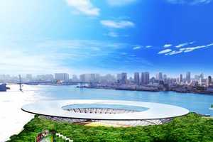 Tokyo 2016 Olympic Stadium Design is Architectural Masterpiece