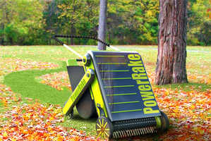 The Power Rake is What Your Parents Need this Fall