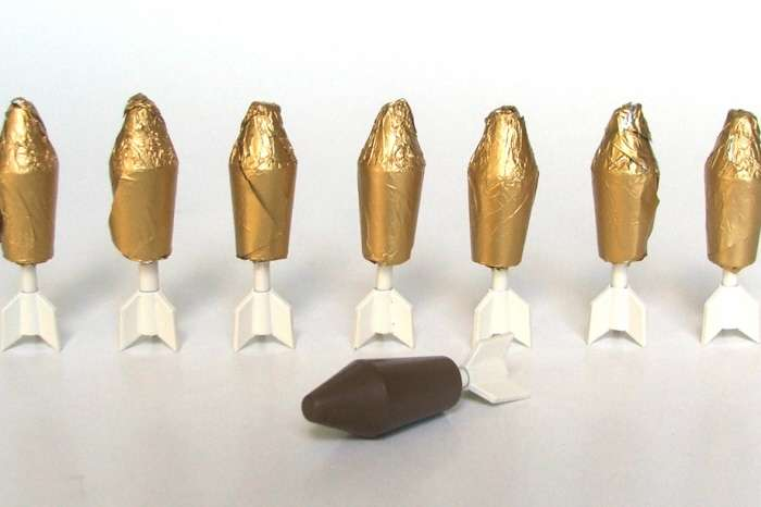Chocolate Covered Missiles