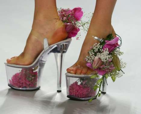 50 Floral Fashions