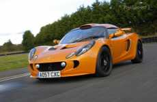 Affordable Eco-Supercars - The 2010 Lotus Exige S240 is an Orange Dream Machine