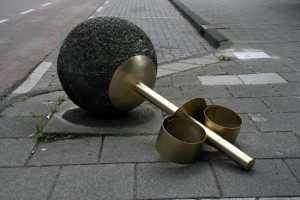 'Urban Jewelry' by Liesbet Bussche Adorns Cities