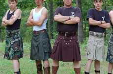 Manly Man Skirts - 'Utilikilt' is an Apparel Option for the Tough Guy who Likes a Breeze Downstairs