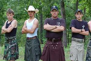 'Utilikilt' is an Apparel Option for the Tough Guy who Likes a Breeze Downstairs