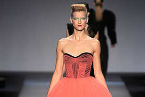 Viktor & Rolf Spring 2010 Collection Shears the Sheers
