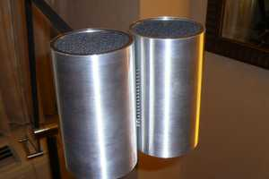 Raal Advanced Loudspeakers Look like Mini Drums